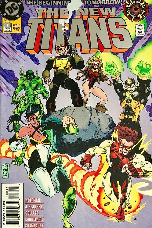 New Teen Titans #0
