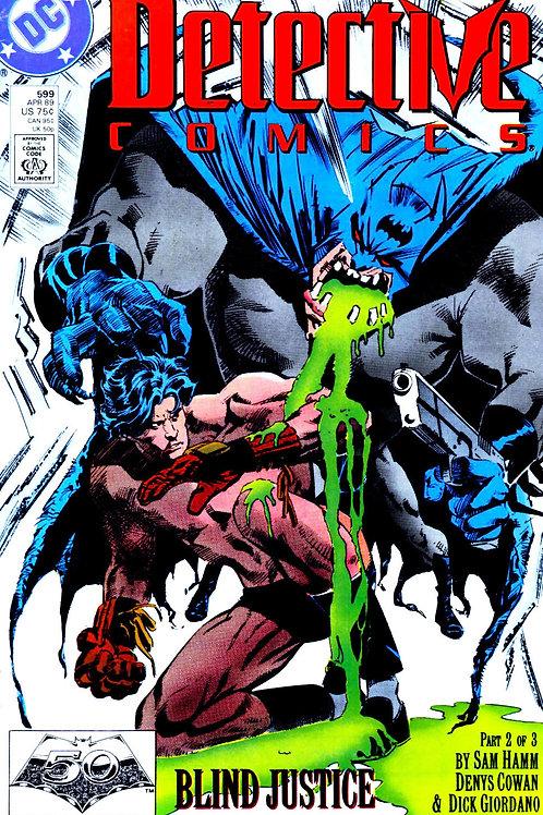 Detective Comics #599