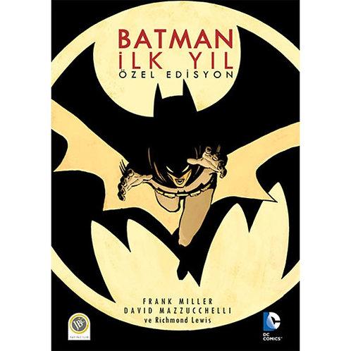 Batman İlk Yıl Özel Edisyon Sert Kapak