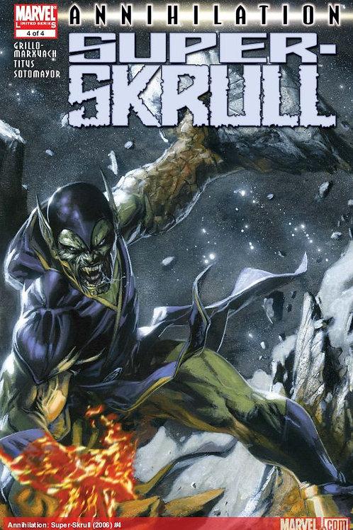 Annihilation Super Skrull #4