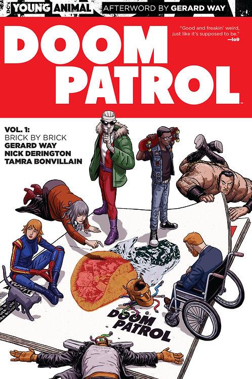 Doom Patrol Volume 1: Brick By Brick