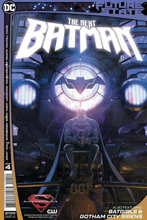 Future State The Next Batman #4