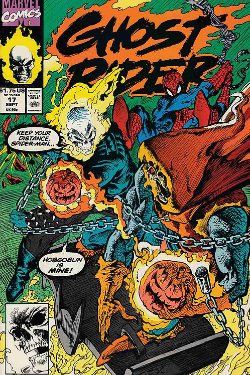 Ghost Rider #17