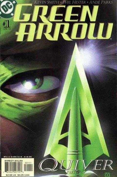 Green Arrow #1