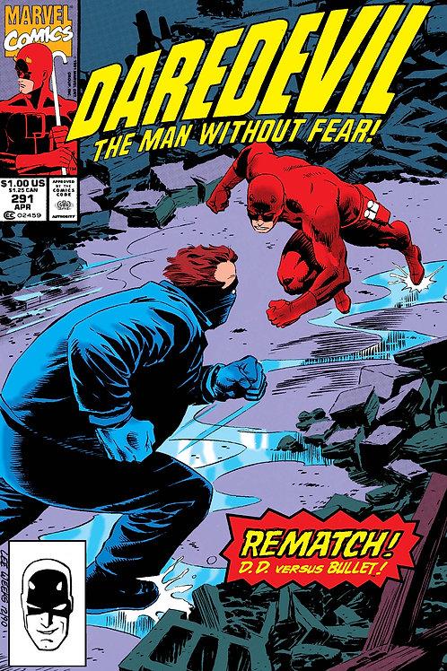 Daredevil #291