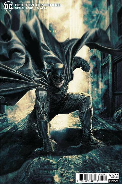 Detective Comics #1028 Lee Bermejo Variant