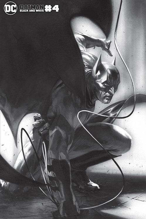 Batman Black & White #4 Gabriele Dell Otto Variant