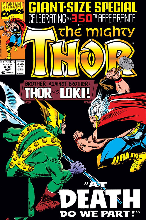 The Mighty Thor #432