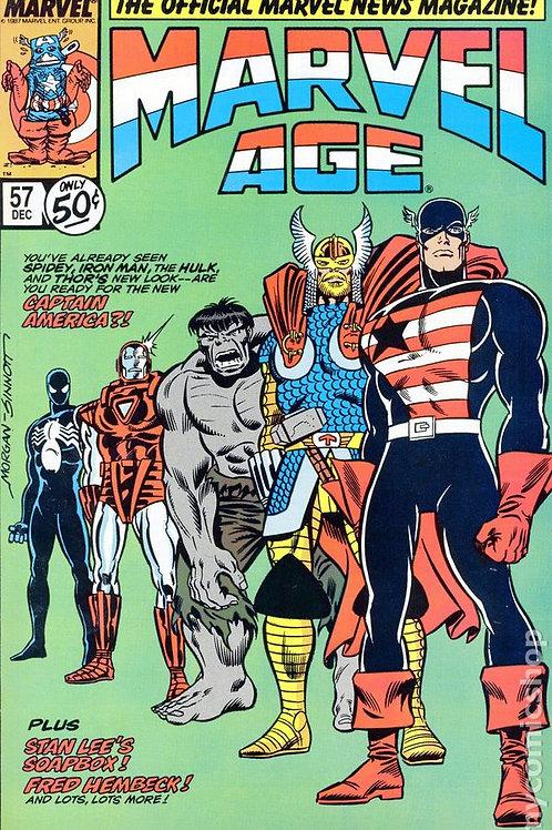 Marvel Age #57