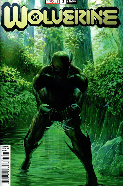 Wolverine #1 Alex Ross Variant