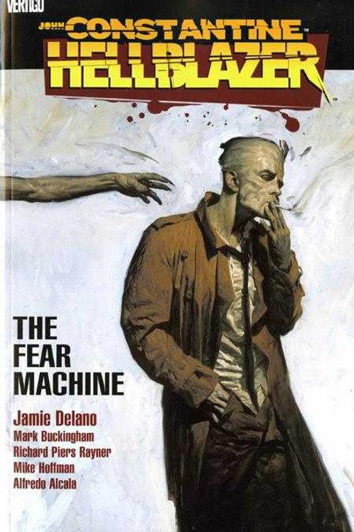 John Constantine Hellblazer: The Fear Machine