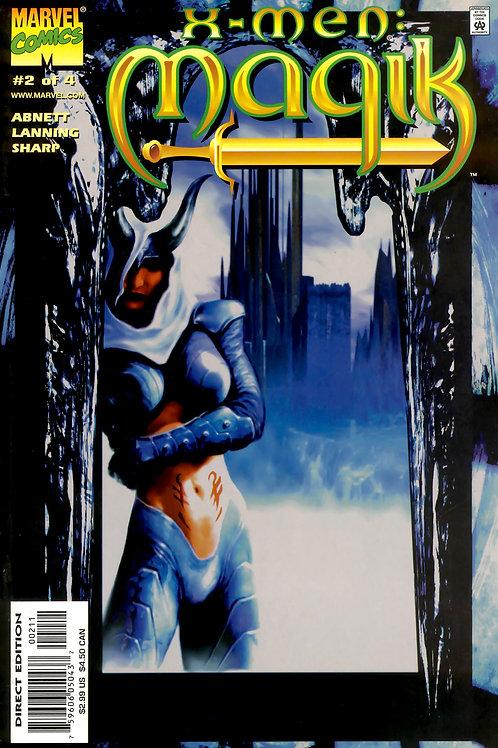 X-Men Magik #2