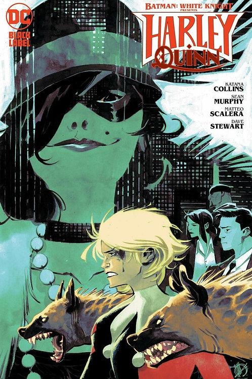 Batman White Knight Presents Harley Quinn #3 Matteo Scalera Variant