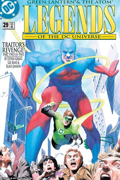 Legends of the DC Universe #29