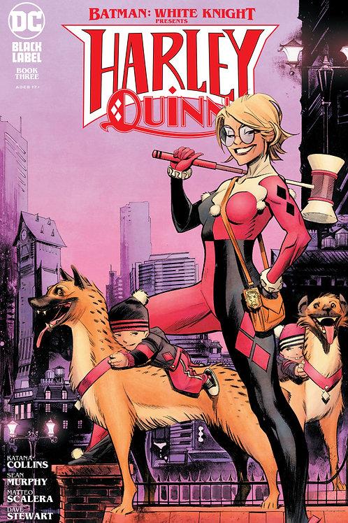 Batman White Knight Presents Harley Quinn #3