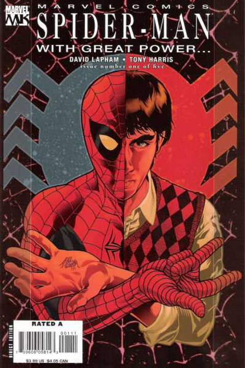 Spider-Man With Great Power #1