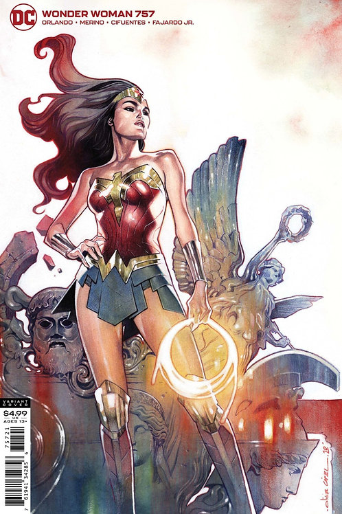 Wonder Woman #757 Olivier Coipel Variant