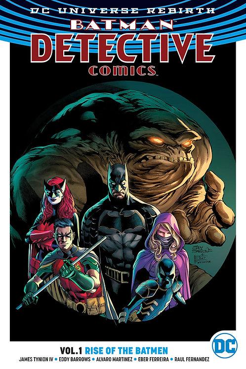 Detective Comics Rebirth Vol 1 Rise of Batmen