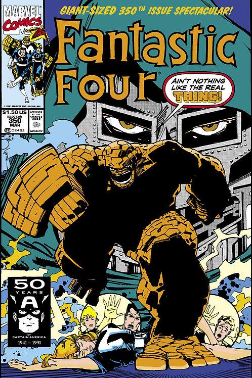 Fantastic Four #350