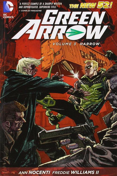 Green Arrow Volume 3 Harrow