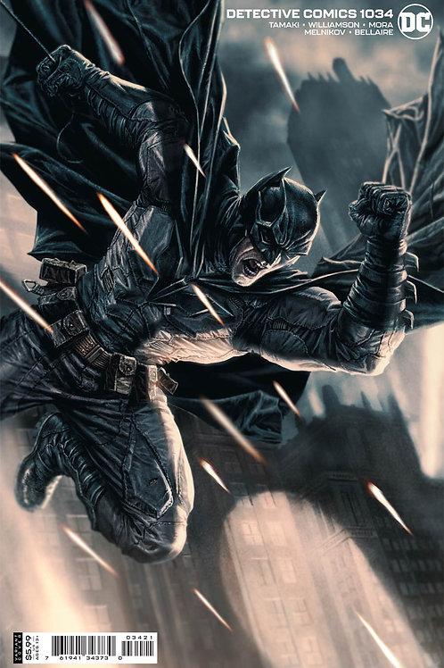 Detective Comics #1034 Lee Bermejo Variant