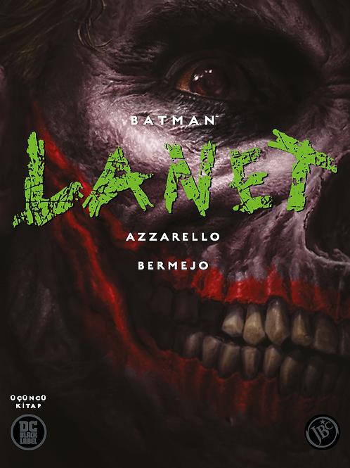 Batman Lanet 3. Kitap