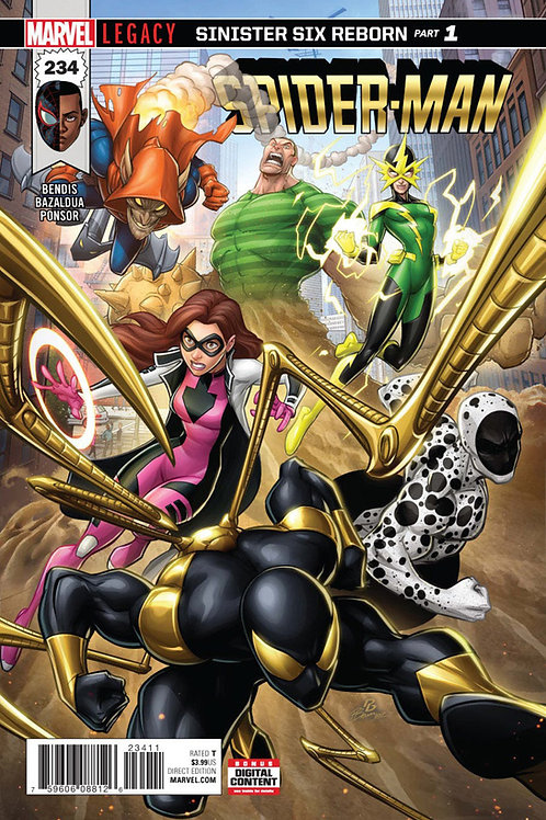 Spider-Man #234 Regular