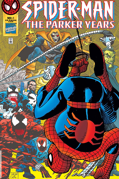 Spider-Man The Parker Years #1
