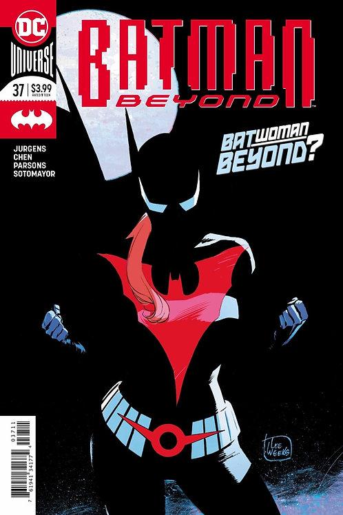 Batman Beyond #37 1st Print