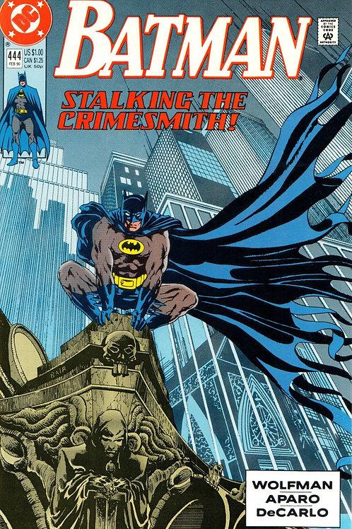 Batman #444