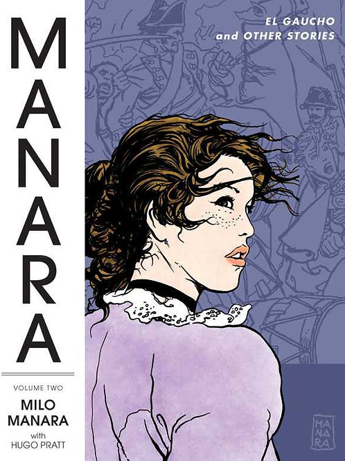 Manara Library Vol 2 HC