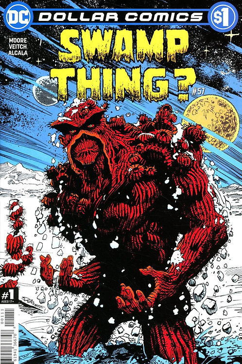 Dollar Comics Swamp Thing #57