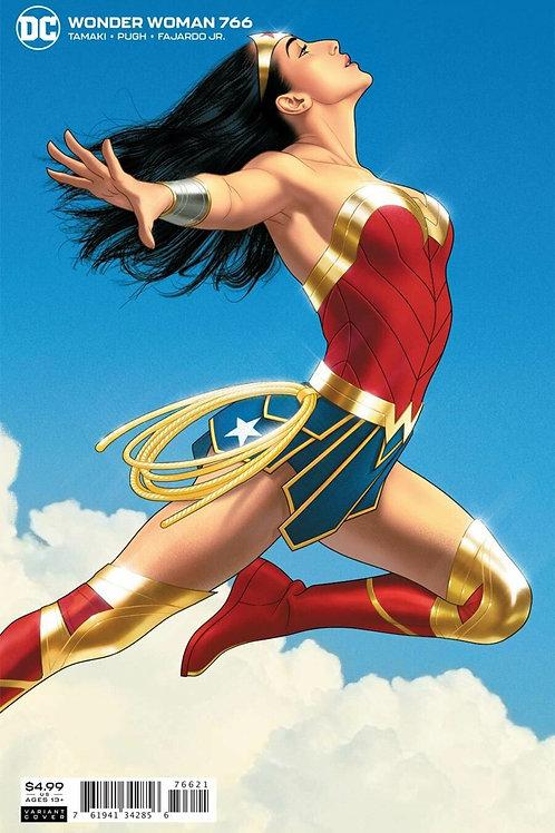 Wonder Woman #766 Joshua Middleton Variant