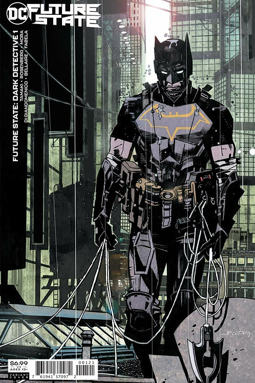 Future State Dark Detective #1 Jean Paul Leon Variant