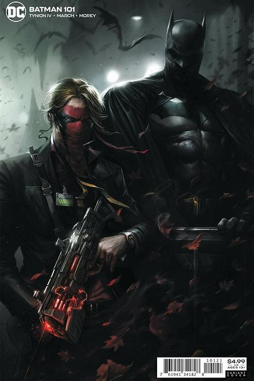 Batman #101 Francesco Mattina Variant