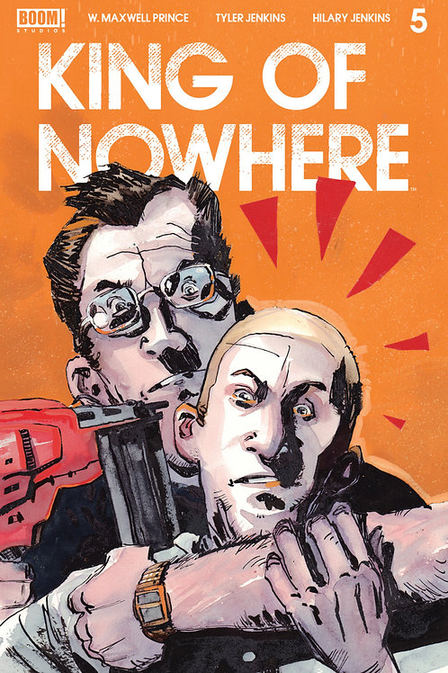 King of Nowhere #5