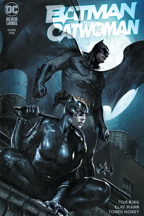 Batman Catwoman #1 Gabriele Dell'Otto Exclusive Team Variant