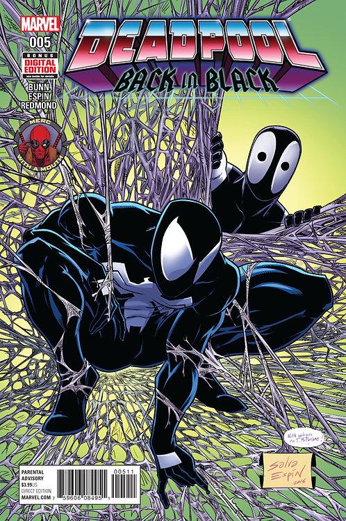 Deadpool Back in Black #5