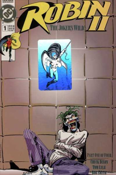 Robin II: The Joker's Wild! #1 Variant