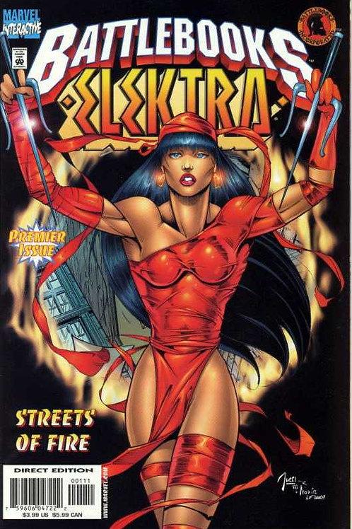 Battlebooks Elektra #1