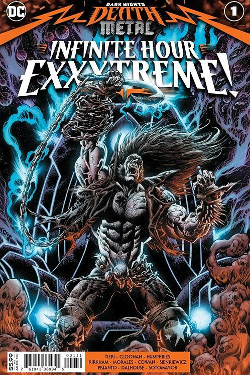 Dark Nights: Death Metal Infinite Hour Exxxtreme! #1