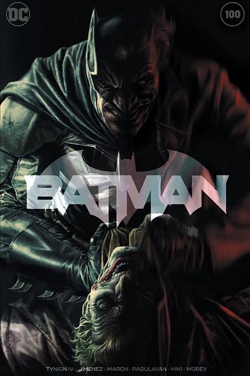 Batman #100 Lee Bermejo Exclusive Team Variant