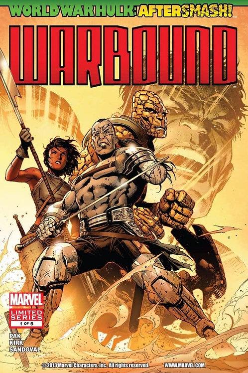 World War Hulk Aftersmash Warbound #5