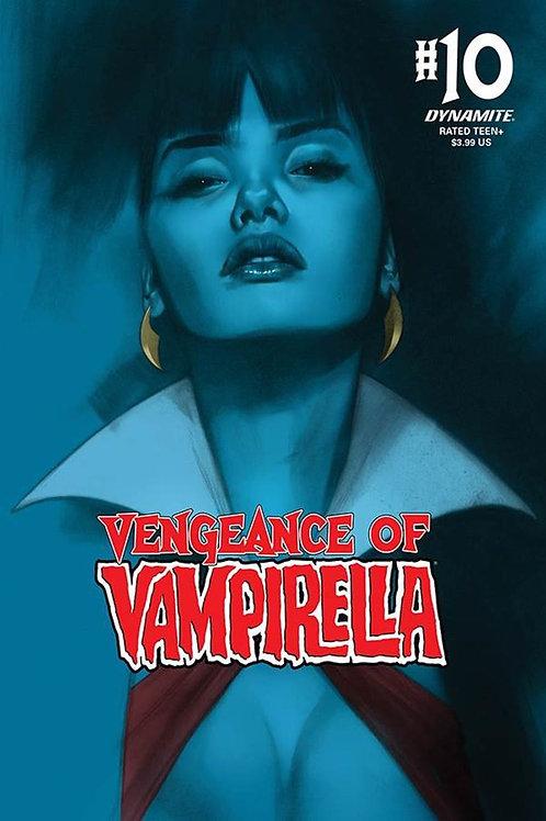 Vengeance of Vampirella #10 Ben Oliver Variant