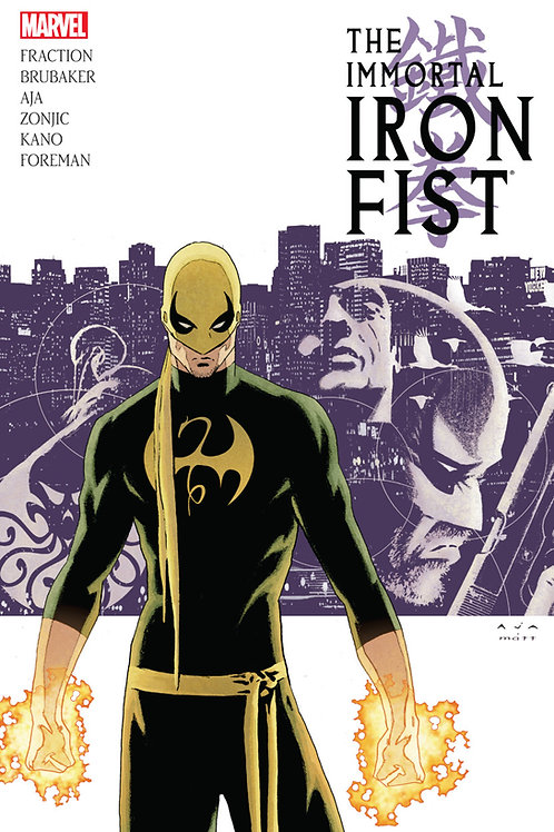 The Immortal Iron Fist The Complete Collection 1