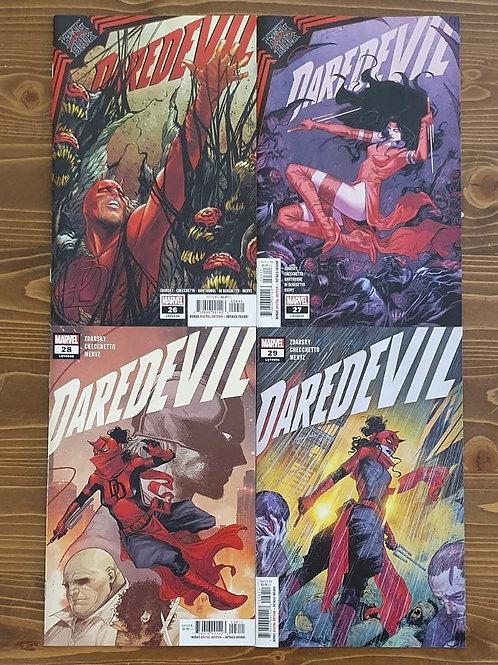 Daredevil #26-27-28-29 Set