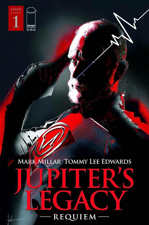 Jupiters Legacy Requiem #1 Jock Variant