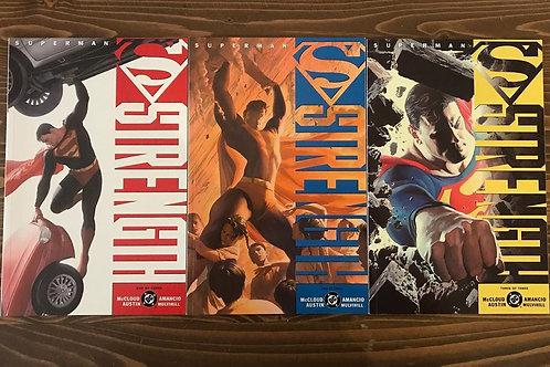 Superman Strength #1-2-3 Tam Set