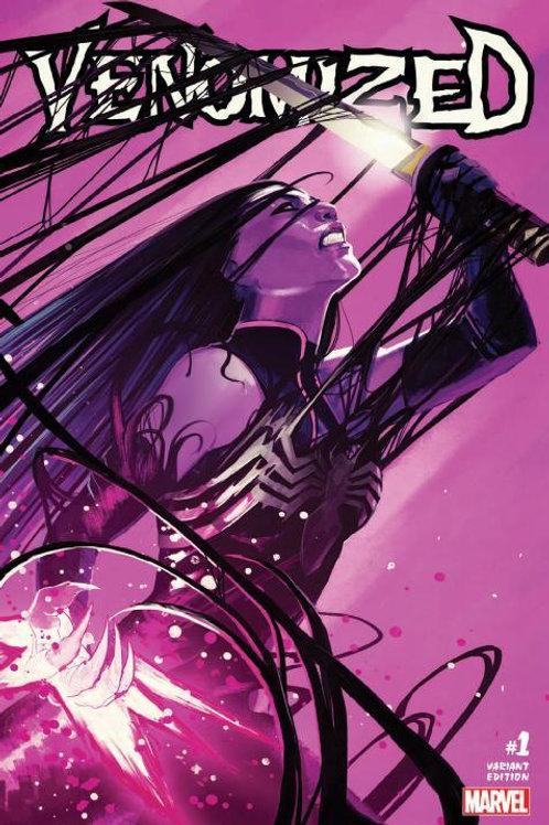 Venomized #1 Stephanie Hans Exclusive Variant
