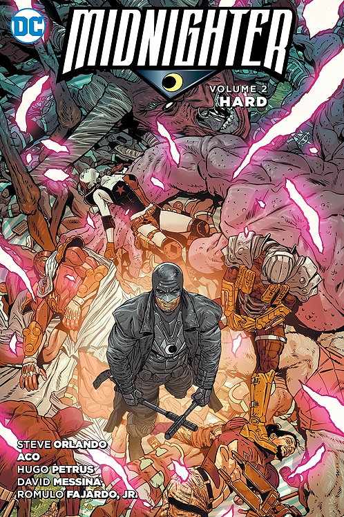 Midnighter Volume 2 Hard